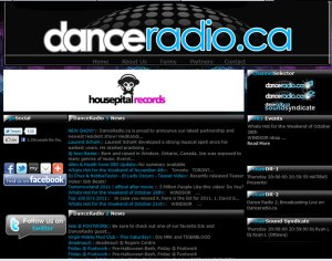 Dance Radio - The Internet's best in online live streaming club music
